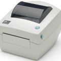 Impressora Zebra GC 420